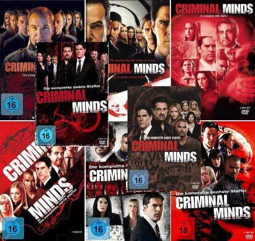 Staffeln 1-8 (46 DVDs)