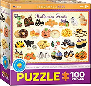 Eurographics - Puzzle con Marco Halloween, 100 Piezas (EG61000432)