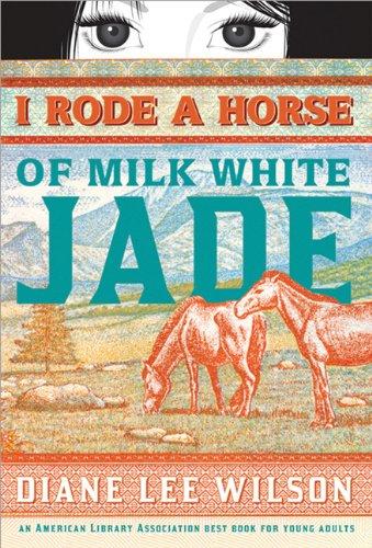 I Rode a Horse of Milk White Jade -