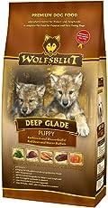 Wolfsblut Deep Glade Puppy Trockenfutter für Welpen mit Rothirsch und Wasserbüffel - 2 kg