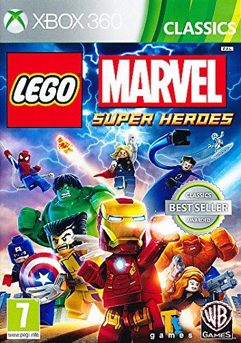 Lego Marvel Superheroes (Classics) (Xbox 360) (New) (Marvel Für Xbox 360)
