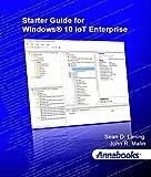 Starter Guide for Windows® 10 IoT Enterprise
