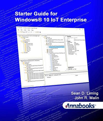 Starter Guide for Windows® 10 IoT Enterprise (English Edition) por Sean Liming