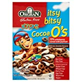 Kids Goods Best Deals - Orgran - Good For You - Kids - Itsy Bitsy Cocoa O's - 300g
