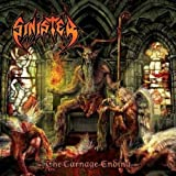 Sinister: The Carnage Ending (Audio CD)