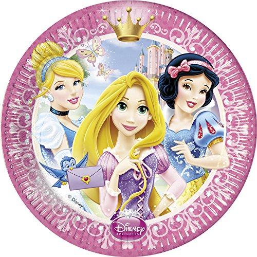 Teller Prinzessin 23cm