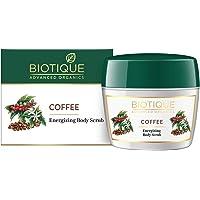 Biotique Coffee Energizing Body Scrub, 100g