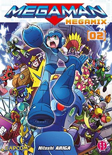 Megaman Megamix Tome 2