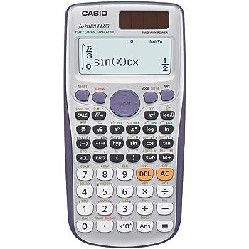 Casio FX-991ESPLUS Calculatrice scientifique (Import Royaume Uni)