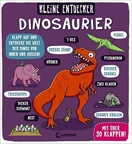 Preisvergleich Produktbild Kleine Entdecker - Dinosaurier