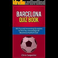 FC Barcelona Quiz Book: 2020-21 Season Edition