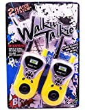 #8: higadget™ 2 Player Walkie Talkie Phone set Toy For Little Spy Kids