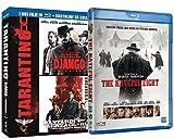 Quentin Tarantino - Django - Bastardi senza Gloria - The Hateful Eight (3 Blu-Ray) Edizione Italiana