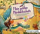 Mein großer Hörbuchschatz (3 CD): Ungekürzte Lesungen mit Musik und Geräuschen, ca. 160 Min - Paul Maar