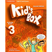 Kid's Box for Spanish Speakers Level 3 Activity Book with CD ROM and My Home Booklet 2nd Edition - 9788490364291