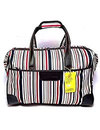 Must Visit Designer Travel Duffle Trolley Luggage Bag For Travelling
