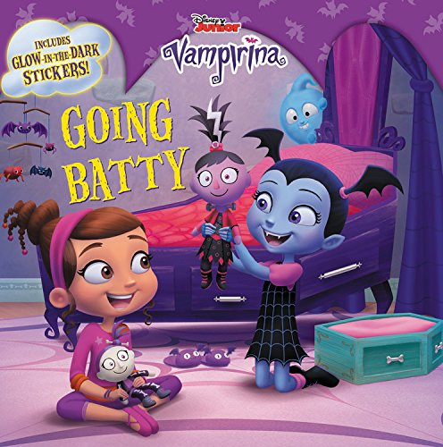 Vampirina Going Batty por Disney Book Group