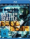 Battle in Seattle [Blu-ray] - Channing Tatum, Woody Harrelson, Ray Liotta, Joshua Jackson, Barbara Tyson