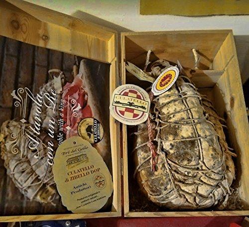 Culatello di Zibello (DOP) - Presidio Slow Food des Betriebs Brè del Gallo