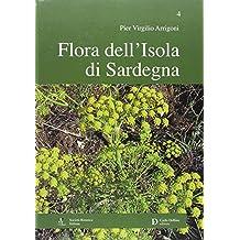 Flora dell'isola di Sardegna (Italienisch)
