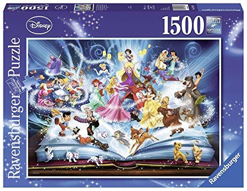 Ravensburger Erwachsenenpuzzle 16318 Disney Donald und Freunde Erwachsenenpuzzle
