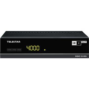 Telestar Digibit R1 Sat-IP Netzwerk Transmitter (SD/HD