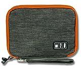 BlueBeach® Reisen Elektronik Zubehör Organizer Tasche Fall für Ladegeräte / Kabel / Batterien /...