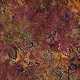 Fabric Freedom Kürbis Herbst mit 100% Baumwolle, Batik