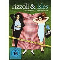 Rizzoli & Isles - Die komplette vierte Staffel [4 DVDs]
