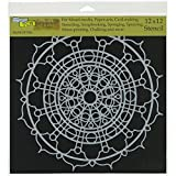 """Crafter's Workshop Template 12""""X12""""-Prismascope"""