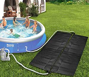 solar pool heizung solarabsorber poolheizung garten. Black Bedroom Furniture Sets. Home Design Ideas
