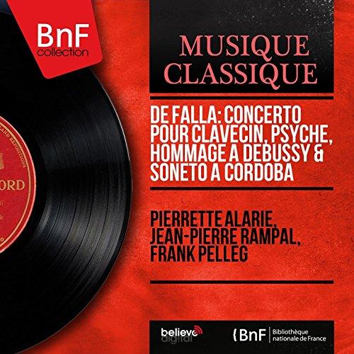 Soneto a Córdoba (Version for Soprano and Harp)