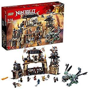 LEGO 70655 Ninjago La fossa del dragone (Ritirato dal Produttore) 5702016110708 LEGO