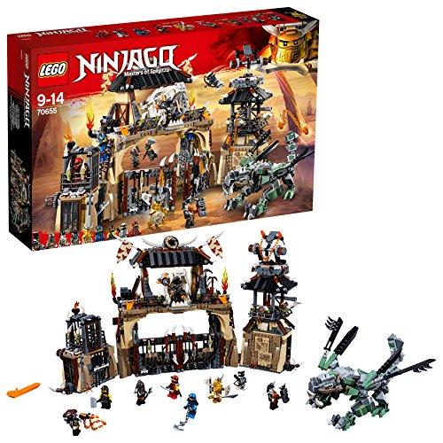 Lego Ninjago La Fossa del Dragone,, 70655