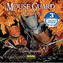 MOUSE GUARD 1. OTOÑO 1152 (CÓMIC USA)