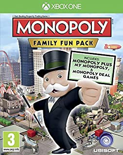 Monopoly - Family Fun Pack (B00MTW2LUY) | Amazon price tracker / tracking, Amazon price history charts, Amazon price watches, Amazon price drop alerts
