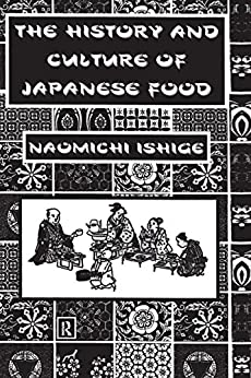 History Of Japanese Food by [Ishige]