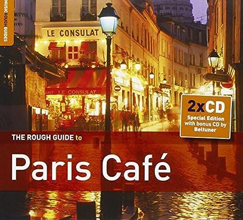 Rough Guide to Paris Cafe [Sec [Import allemand]