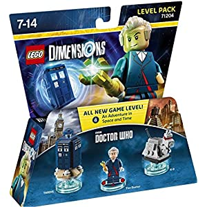 Dr. Who Level Pack – Lego Dimensions by Warner Home Video – Games