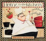 Home Is in the Kitchen 2018 Deluxe Calendar
