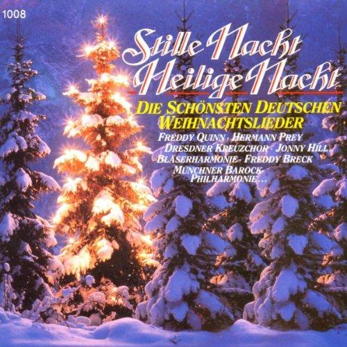Die Schönsten Deutsche Weihnachtslieder.Release Stille Nacht Heilige Nacht Die Schönsten Deutschen