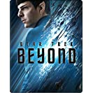 Star Trek Beyond Steelbook [Blu-ray] [2016]