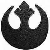 Star Wars Patch Rebel Alliance Squadron Hohe Qualität Eisen auf Sew auf bestickt Patch Kostüm T Shirt Tasche Jacke Badge