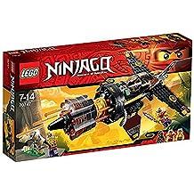 LEGO Ninjago - Destructor de Roca, multicolor (70747)
