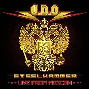 Steelhammer - Live From Moscow (Dvd+2cd)