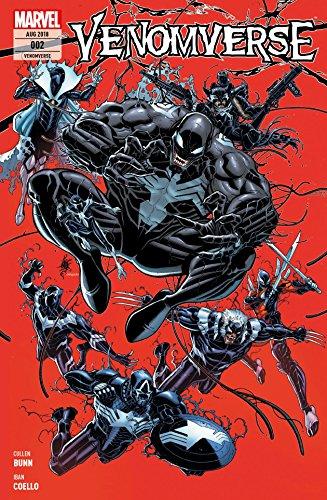 Venomverse: Bd. 2: Schwarze Seelen