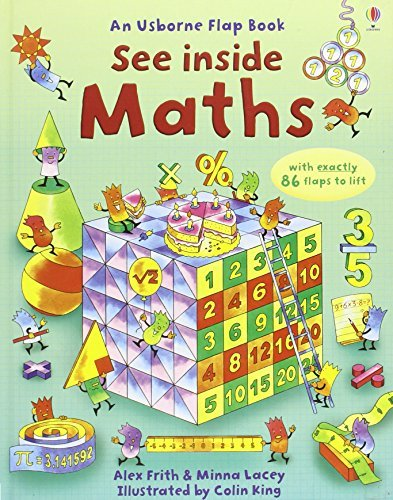 Portada del libro See Inside Maths by Alex Frith (2008-08-01)
