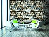 Acutray Alte Fliesen Textur Tapete Retro Personalisierte Brick Brick Grey Brick Blue Brick Red Brick Und Weißen Stein Tapete Modern Chinese Restaurant