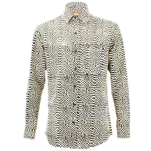 loud-originals-coupe-classique-chemise-a-manches-longues-psychedelique-noir-et-blanc-noir-xl