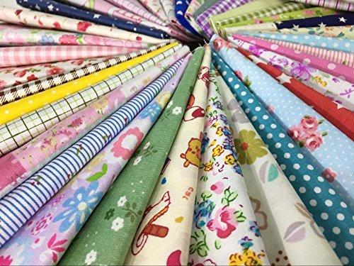 50-pz-tessuto-stampato-in-cotone-diy-tessuto-cotone-tessuto-quadrati-di-cotone-tessuti-stampati-da-c